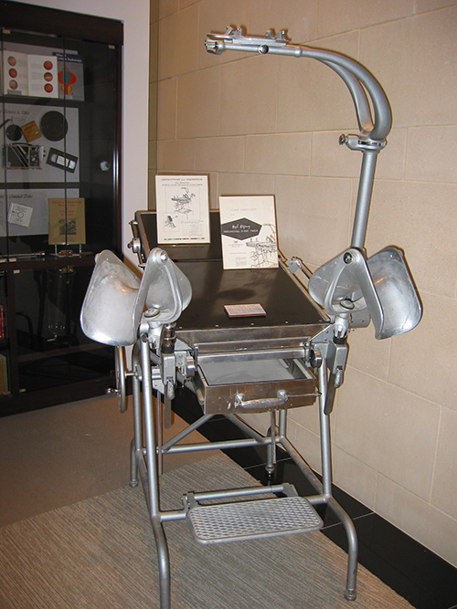 Hugh Young Cystoscopy Table